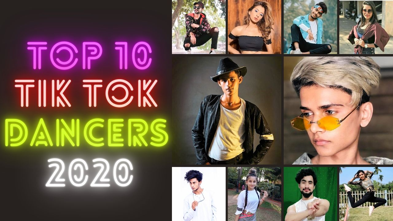 Top 10 Tik Tok Dancers 2020 India Twist N Turns Tnt
