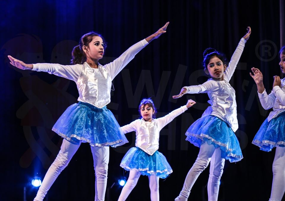 kids ballet dance classes at Salt Lake